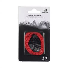 SALOMON QUICKLACE KIT ROJO