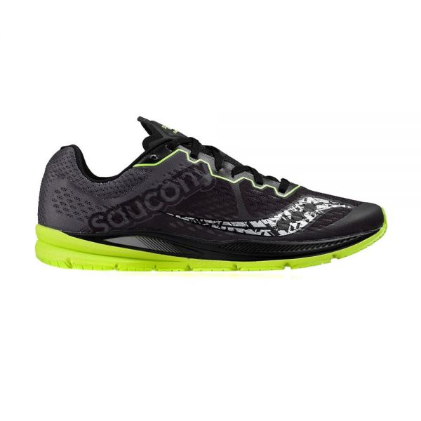 Zapatillas Running Saucony Hombre Valor Negro S20321 10