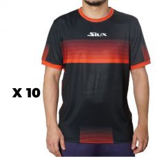 PACK 10 CAMISETAS SIUX LUXURY STRIKE