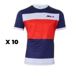PACK 10 CAMISETAS SIUX LUXURY STYLE