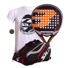 PACK BULLPADEL LEGEND 2.0 LIMITED EDITION Y PALETERO SIUX MASTERCOMBI