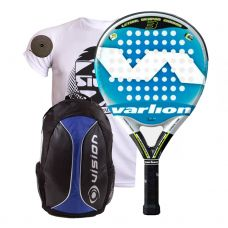 PACK VARLION LETHAL WEAPON CARBON 3 Y MOCHILA VISION