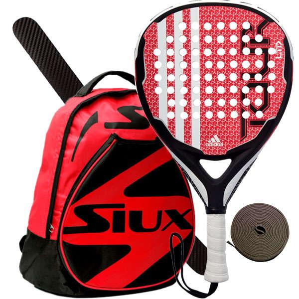 roja siux Pack adidas power mochila attack y tour kiTPOXZu