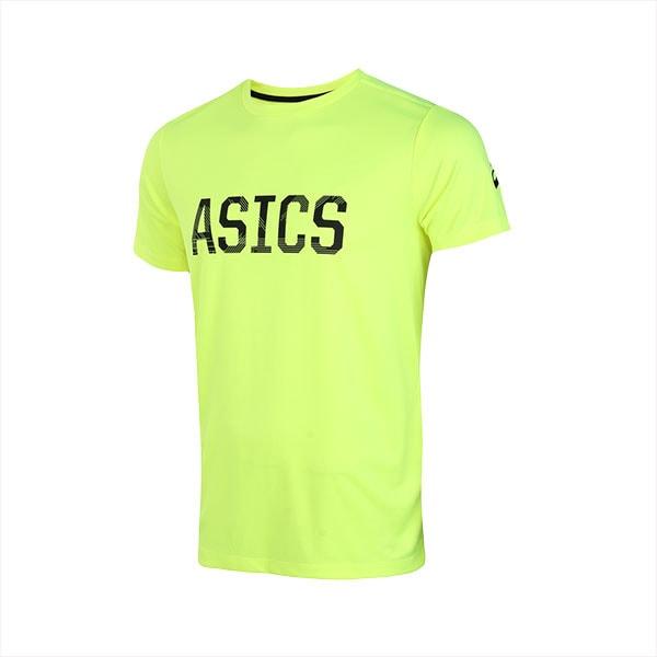 913d93e5 Camiseta Asics ss graphic tee amarillo | Calidad y diseño Asics