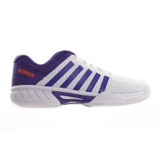 ZAPATILLA K-SWISS EXPRESS LIGHT BLANCA MORADA 95383 185