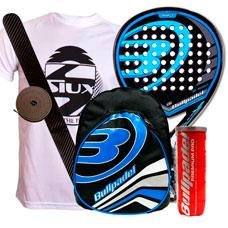Pack Bullpadel Black Dragon y mochila