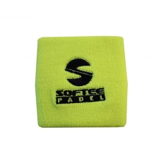 MUÑEQUERA NORMAL SOFTEE AMARILLO FLUOR