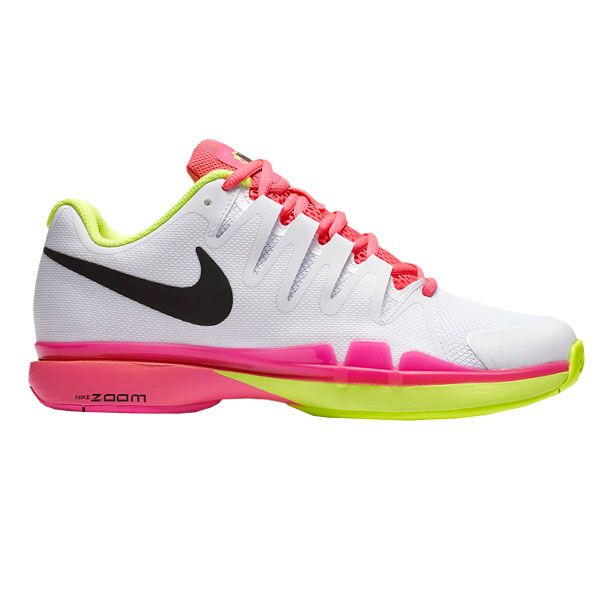 cheap for discount 1875b c9ee3 Nike Zoom Vapor 9.5 Tour Cly Woman Blanco Rosa 649087 107 ...
