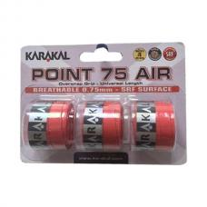 OVERGRIP KARAKAL POINT 75 AIR KA 6043 ROJO