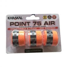 OVERGRIP KARAKAL POINT 75 AIR NARANJA