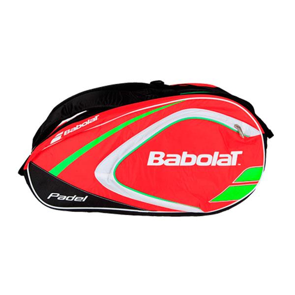 0f42d628a Paletero Babolat Rh Club Padel Rojo - Precio, capacidad, diseño