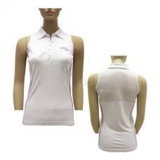 Polo Asics Padel Sleeveless Blanco 113431 0001