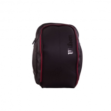MOCHILA WILSON FEDERER DNA BACKPACK NEGRA