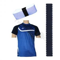 Camiseta Reicor Azul + over + protec