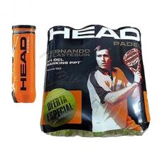 Pack 3 Botes Head Padel